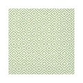 Napkins LAGOS-BASE 33x33cm TISSUE 3-ply green - 600pcs.