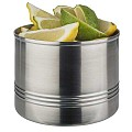 Serving Can 1,3ltr. Ø13,5cm/Height10,5cm STAINLESS STEEL - 1pc.