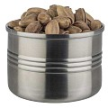 Snack Can 0,17ltr. Ø7,5cm/Height5,5cm STAINLESS STEEL - 1pc.