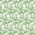 Table Cloths MATIS 100x100cm SPANLIN green - 60pcs.
