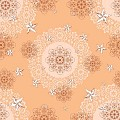 Table Cloths STERNENSCHEI 80x80cm AIRLAID apricot - 50pcs.