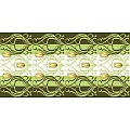 ANNIKA Table Runners 40cmx24lfm LINCLASS-Airlaid green - 4pcs.