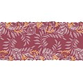 Table Runners GORDON 40cmx24lfm LINCLASS-Airlaid bordeaux - 4pc.