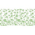 Table Runners GREENBAMBOO 40cmx24lfm LINCLASS white/green - 4pcs