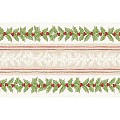 Table Runners MAGDA Christmas 40cmx24lfm SPANLIN - 4pcs.