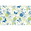NATALIE Table Runners 40cmx24lfm LINCLASS-Airlaid blue - 4pcs.