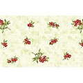 HANNE Table Runners 40cmx24lfm Linclass green/red - 4pcs.
