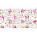 VALERIE Table Runners 40cmx24lfm LINCLASS pink - 4pcs.