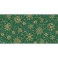 CRISTAL Table Runners Christmas 40cmx24lfm LINCLASS green - 4pcs