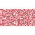 Xmas Table Runners BOB 40cmx24lfm LINCLASS red - 4pcs.