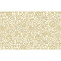 Table Runners JORDAN Christmas 40cmx24m AIRLAID gold - 1pc.