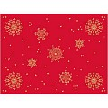 Place Mats CRISTAL Christmas 40x30cm LINCLASS red - 600pcs.