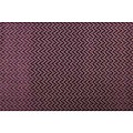 Place Mats Fine Band 45x33cm PVC-Plastic purple - 6pcs.