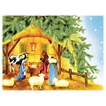 Place Mats CHRISTMAS CRIB 40x30cm LINCLASS-Airlaid - 600pcs.