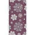 STEVEN Xmas Pocket Napkins 1/8fold AIRLAID berry - 600pcs.