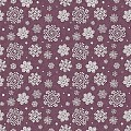 STEVEN Xmas Table Cloths 80x80cm AIRLAID berry - 50pcs.