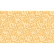 NEW ROSES Table Runners 40cmx24lfm AIRLAID yellow - 4pcs.