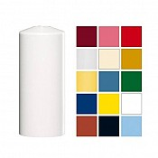 Decor sleeves for Kerzolin 05 Candles - all Colors -12pcs. 1