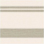 Napkins BROOKLYN 40x40cm 1/4fold LINCLASS  beige/grey- 300pcs. 1