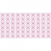 Table Runners LUDO 40cmx24meter LINCLASS old pink - 4pcs. 1