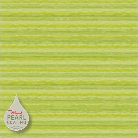 Table Cloths AQUARELL 80x80cm PEARL COATING green - 45pcs.
