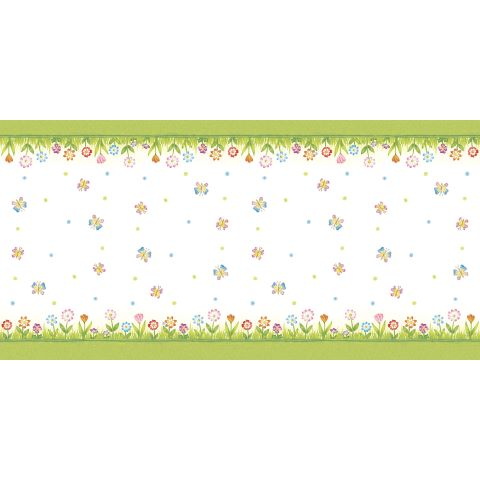 Table Runners INSA 40cmx24lfm ALINCLASS-Airlaid green - 4pcs.