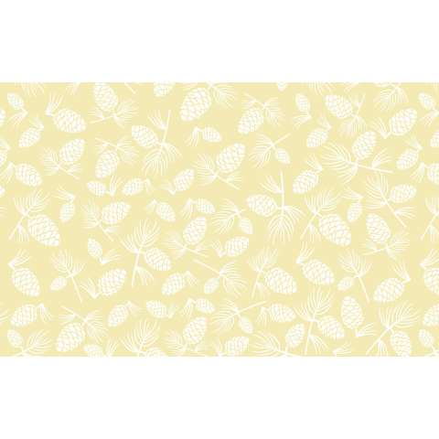 PATRICK Table Runners 40cmx24lfm Linclass sand - 4pcs.