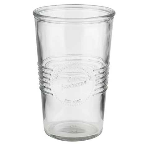 Drinking Glasses OLD FASHIONED Ø7cm/height12,5cm GLASS - 6pcs.