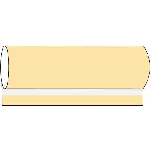 BASICS BanquetReels 120cmx25m LINCLASS-Airlaid ivory - 1pc.