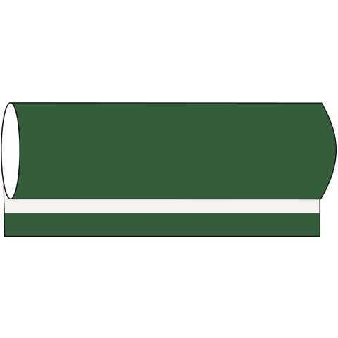 BASICS BanquetReels 120cmx25m LINCLASS-Airlaid dark green - 1pc.