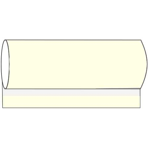 BASICS Rollenware 120cmx40m LINCLASS-Airlaid champagner - 1Stk.