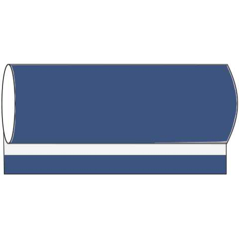 BASICS BanquetReels 120cmx40m LINCLASS-Airlaid royalblue - 1pc.