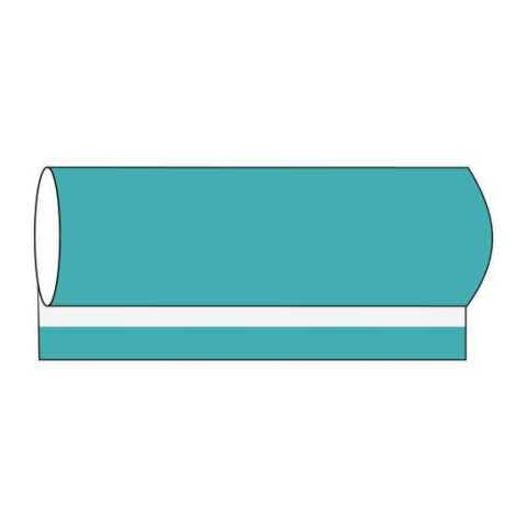 BASICS BanquetReels 80cmx40m LINCLASS-Airlaid aquablue - 1pc.